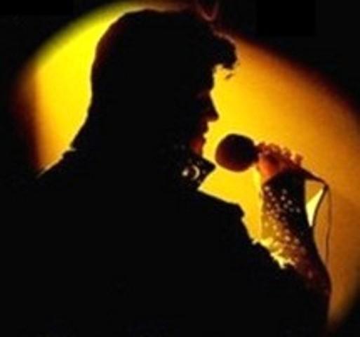 Fashion Show Elvis Sings Bride 110